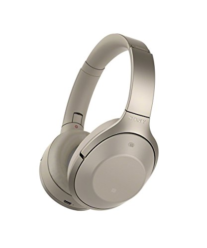 Sony Bluetooth stereo headphone MDR-1000X Gray beige [Japan imported] (International Model) -  MDR-1000X C