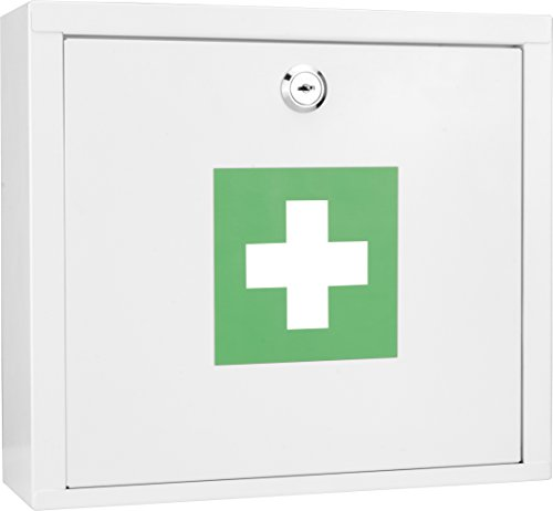 Winbest Wall Mount Steel Medical Medicine Cabinet by Winbest