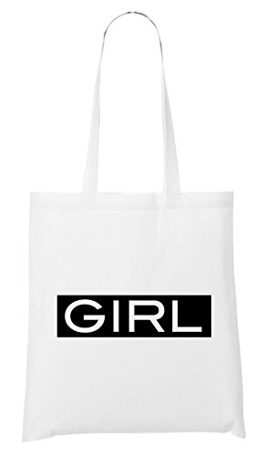 White Bag Girl Block Girl Bag White Girl Block P1C8fq0n