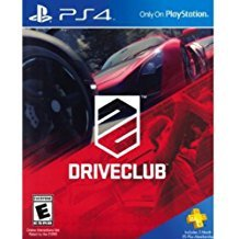DriveClub (PlayStation 4) PS4