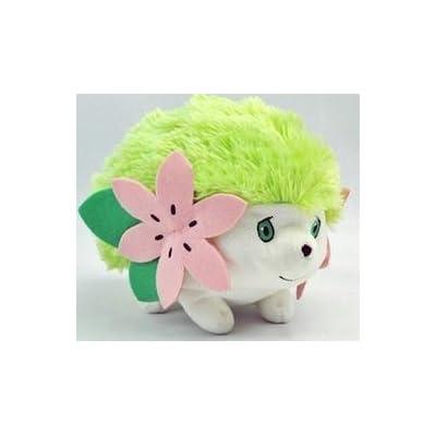 Stuffed Toys Hedgehog Grass Green New Shaymin 18Cm 7' High Quality Plush (1 Piece): Toys & Games