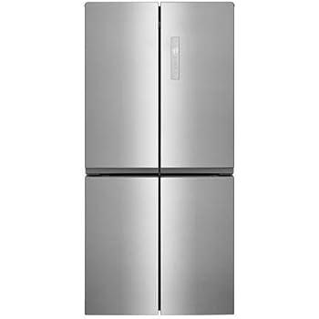 Frigidaire FFBN1721TV 33 Inch 4 Door French Door Refrigerator with 17.4 cu. ft. Total Capacity, in Stainless Steel