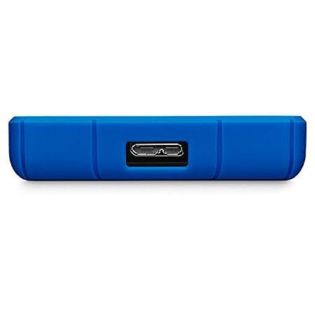 Dazzling Blue STDR402 Seagate Backup Plus Slim Case