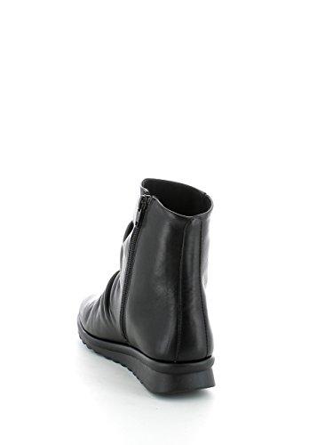 The Flexx, Damen Stiefel & Stiefeletten  schwarz nero, black