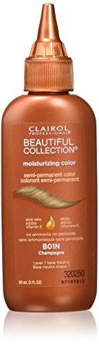 - Clairol Professional Beautiful Collection Semi-permanent Hair Color, Champagne