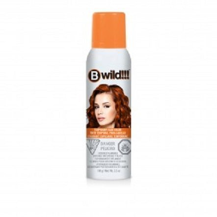 Jerome Russell B Wild Temp'ry Hair Color Spray - Orange 3.5oz]()