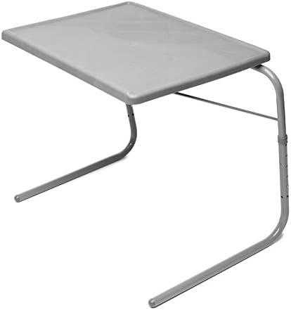 Table mate Express réglable et pliable table HEAVY DUTY Spill Proof Canapé Lit