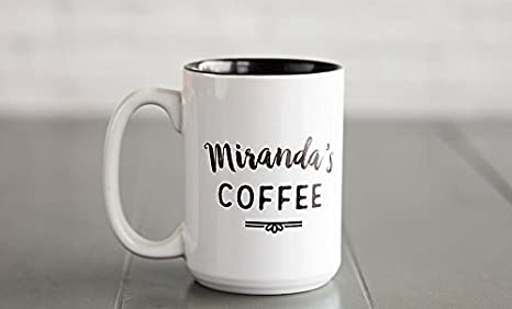 amazon com personalized coffee mugs with name for women custom