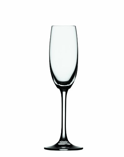 Spiegelau Set of 2 Festival Champagne Flutes, Clear ()