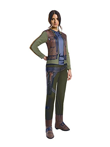 Rogue Halloween Costumes (Rogue One: A Star Wars Story Women's Jyn Erso Costume, Multi,)
