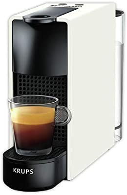 Cafetera KRUPS Nespresso XN1101 Essenza | KRUPS Automatica Blanca ...