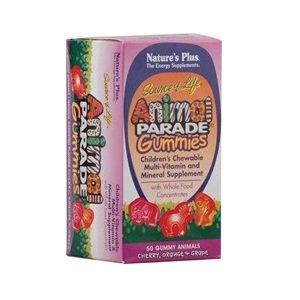 Плюс животных Парад Gummies Мультивитамин природы - 50 - Gummy [Misc.]