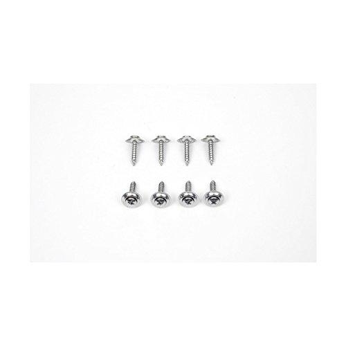 Eckler's Premier Quality Products 33182055 Camaro Armrest & Side Well Cover Screw Kit Rear ()