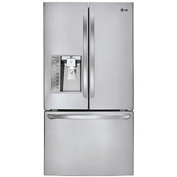 Amazon Com Lg Lfxs29626s French Door Refrigerator With 29