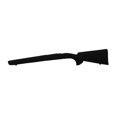 Hogue Overmolded Rifle Stocks (Hogue Rubber OverMolded Stock for Ruger 77 MKII Long Action with Pillar Bed)
