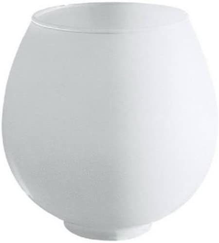 Westinghouse Lighting Corp. 5 Inch Glass Shade, White