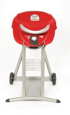 Char Broil TRU Infrared Patio Bistro Electric Grill, Red