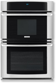 Electrolux EW27MC65JS Wave-Touch 27'' Stainless Steel Electric Combination Wall Oven - Convection by Electrolux