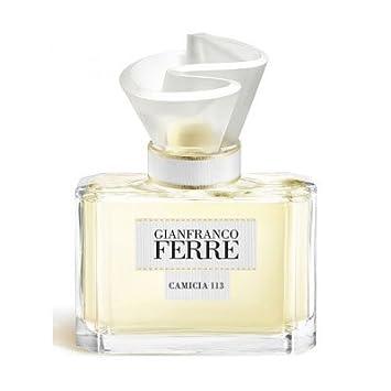 De Ferre Eau Gianfranco 113 Pour Femme 100 Parfum Ml Camicia Par I7mvb6Yfgy