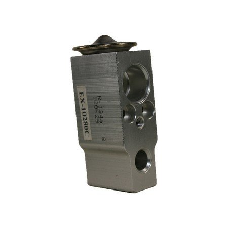 TCW Quality A//C Expansion Block 18-10209 with Perfect Vehicle Fitment