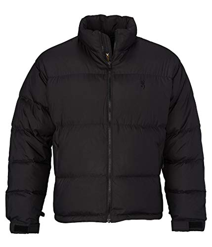 BROWNING CLASSIC DOWN JACKET - BLACK