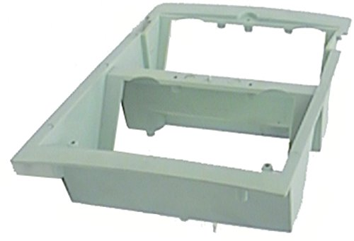 - 68-69 Camaro 68-74 Nova Console Gauge Green Base