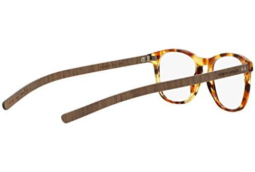 Giorgio Armani 7080 5412: Orange Tortoise