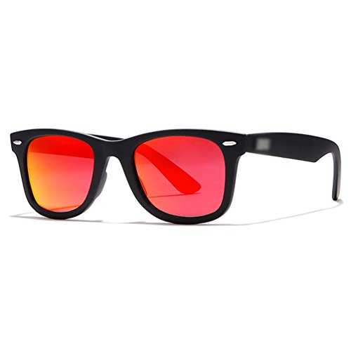 Lvguang de Viento de Polarizadas de A de Hombres Bicicleta Moda Estilo Prueba Grande 6 Gafas Sol Glasses Marco PqXnvUPrxw