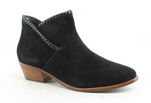 - Jack Rogers Women's Sadie Suede Boot Black 6.5 M US