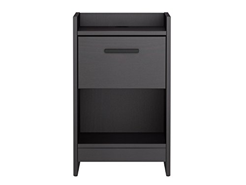 home, kitchen, furniture, bedroom furniture,  nightstands 9 discount Homestar Central Park 1 Drawer Nightstand, 15.98 promotion