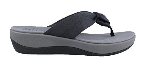 clarks-womens-arla-glison-flip-flop-black-heather-fabric-8-m-us