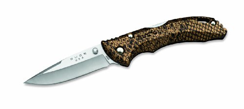 Buck Knives 0285CMS14 Bantam Knife, Copperhead, Outdoor Stuffs