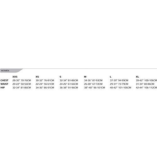 2XU damen damen damen Perform Front Zip Sleeveless Trisuit schwarz Aquarius WT5533d B07F6P8WQB Bekleidung Schön und charmant c6cd9b