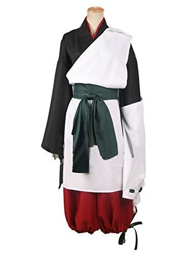 Yunbei Rabou Cosplay Costume Mens Halloween Kimono (Male-S,
