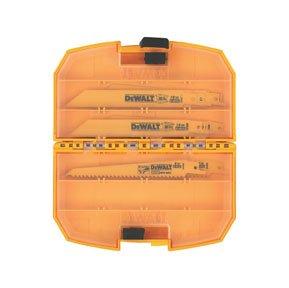 Dewalt DW4890-5 15 pc Reciprocating Saw Blade Set (Package of 5)