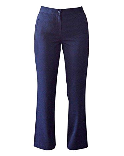 Marks and Spencer - Pantalón - para mujer azul marino