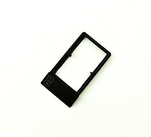 Sim Card Tray Slot Holder Replacement For Oneplus 2 Two A2001, A2003, A2005 Black - Two Sim Card