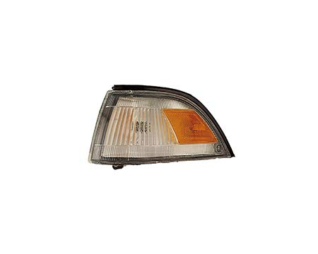 Fits 1988-1992 Toyota Corolla Park Clearance Light Driver Side TO2520104 4dr For Sedan/4dr wagon; for USA built - replaces 81620-02020