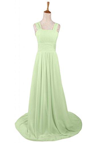 formale abito Sunvary Maxi da Salvia A Line Charming Pageant sera Y1w1trq