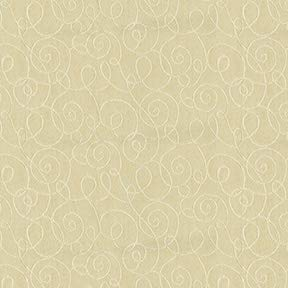 Sesame Cream Beige Taupe Circles Contemporary Large Scale Lattice Scroll Traditional Woven Jacquards Upholstery Fabric by the yard