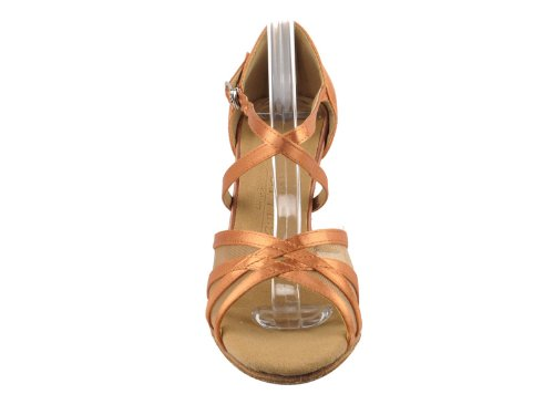 Ladies Women Ballroom Dance Shoes Very Fine EKSA1605 SERA 2.5