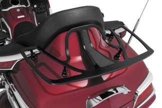 Kuryakyn BLACK Luggage Rack - Honda GL1800 Goldwing _7157