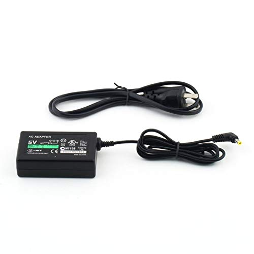 Liobaba Home Wall Charger AC Adapter Power Supply 75 x 45 x 22mm for Sony for PSP 1000 2000 3000 S9 (Home Psp Charger)