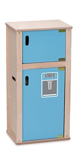 [Wonderworld Pretend Play Refrigerator Toy Playset] (70s Jewellery Disco)