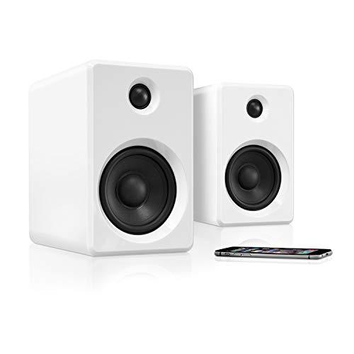 Innovative Technology Wireless Bookshelf Bluetooth Speaker
