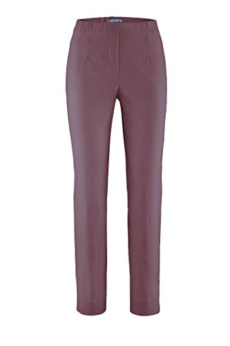 Stehmann - Pantalones para Mujer malva
