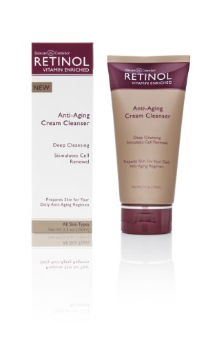 Retinol Anti-aging Cream Cleanser, 5-Ounces (Pack of 2)