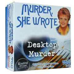 Price comparison product image Murder She Wrote Desktop Murder
