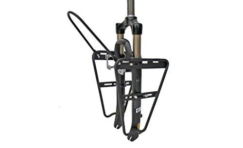 RFR Lowrider Suspension Fahrrad Gepäckträger schwarz