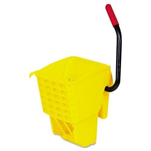 Rubbermaid Commercial RCP 6127-88 YEL WaveBrake Side-Press Wringer, Yellow by Rubbermaid Commercial